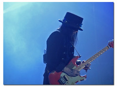 Mick Mars - totally underrated guitarist. (KarinaInTO) Tags: toronto concert heavymetal motleycrue
