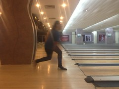 perfect form pt.1 (brendan gibson) Tags: china apple amazing asia inner mongolia bowling prc gibson brendan 4s iphone innermongolia perfectform hohhot thisiseasy brendangibson appleiphone4s
