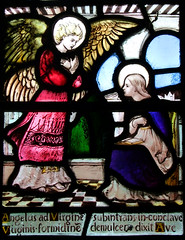 Annunciation by Hugh Arnold (1910) (Simon_K) Tags: nethergate saxlingham