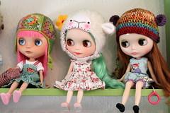 Nele, Mischa & Imina