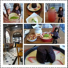 Pink Lemonade Soda, Chocolate Lava & Love Fondue [กินย้อนหลังวันเกิด ที่ Willy