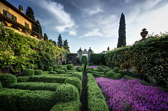 just your typical, everyday tuscan villa | firenze [explore] (elmofoto) Tags: italy garden landscape florence nikon italia fuchsia explore villa firenze cypress hdr 500v d800 hedges terraced fav25 explored villacapponi 1424mm nikond800 elmofoto