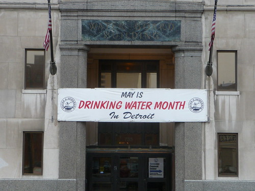 drinking water month
