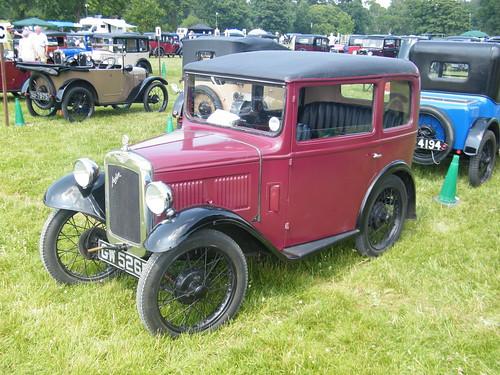 B1 - 1931 Austin Seven Type RL Saloon