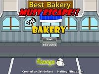 必須逃出:麵包店(Must Escape the Bakery)