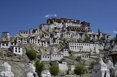 Thikse monastery (sapanparikh18) Tags: monastery leh thikse ladakh ladakhthiksemonastery