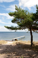 Melsted Beach