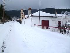 vlasti,kozani (bmarkakis) Tags: snow cold church nice low greece temperature vlasti kozani xionia kruo