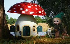 Mushroom Blythe