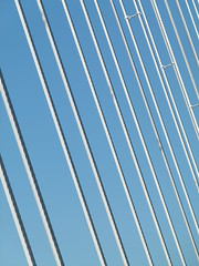 cables (Jef Poskanzer) Tags: geotagged baybridge geo:lat=3781423 geo:lon=12235979
