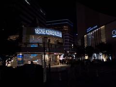 Lights of midnight (Woodenship) Tags: street japan night pen lights tokyo ginza midnight epm1