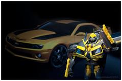 Bumblebee (Transformers) (Rhannel Alaba) Tags: nikon camaro bumblebee transformers cheverolet d90 pido alaba rhannel