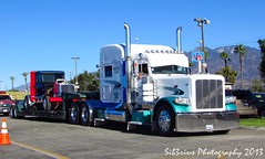 IMG_3423 (So-cal Truck Spotting) Tags: kids truck for semi custom truckin speedway irwindale largecar 2013