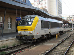 NMBS 1356 Luxemburg (Arthur-A) Tags: train tren zug luxembourg luxemburg trein nmbs sncb