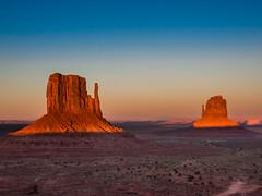 Monument Valley (reddirt791/Bradley Cox) Tags: sunset landscape utah olympus panasonic omd em1 m43 bradleycox