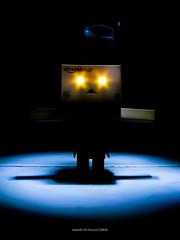 IMG_3149-1.jpg (maxtrese) Tags: light dark painting eyes amazon glowing revoltech danboard