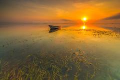 Sunset Pantai Karang (Budi Astawa) Tags: bali denpasar sanur pantaikarang