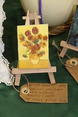 Vaso con girasoli V.Van Gogh