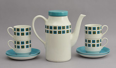 'Berkeley' by Jessie Tait for Midwinter Pottery (robmcrorie) Tags: coffee roy jessie ceramic berkeley design fine pot trent 1950s pottery 1960s shape staffordshire stoke berkley midwinter tait jessietait