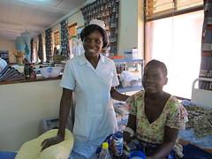 Malawi Bwaila Fistula Center 2013 (Direct_Relief) Tags: africa women dr patient malawi nurse abbott directrelief mch ensure lilongwe fistula nutritionalsupplement maternalandchildhealth october2013 photobylindseypollaczek bwailafistulacenter httpwwwdirectrelieforg photobydirectrelief httpdirectrelieforg