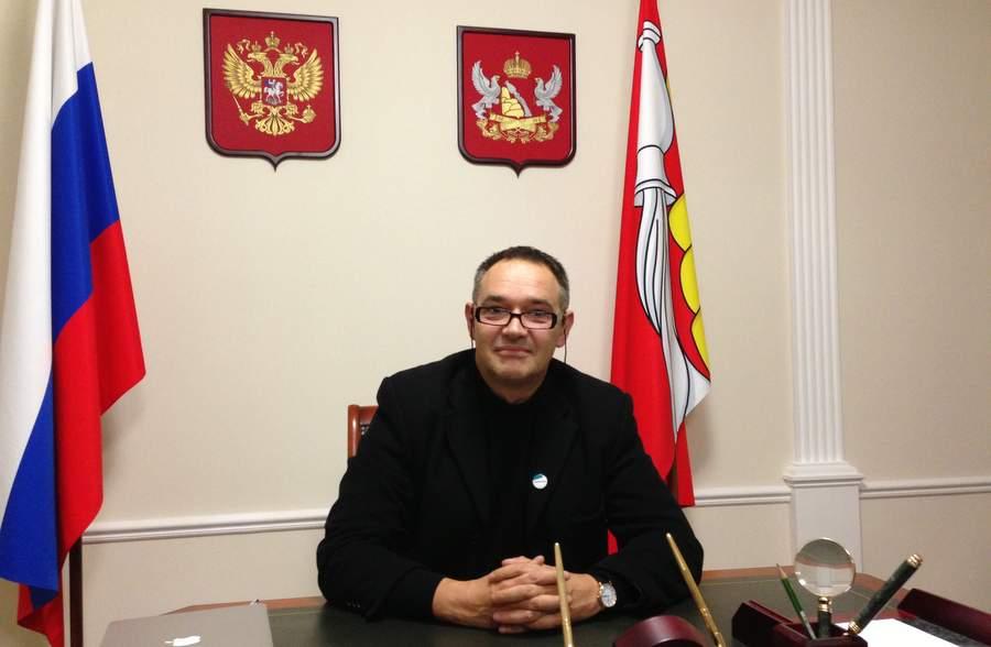 В резиденции Воронежской областной администрации
