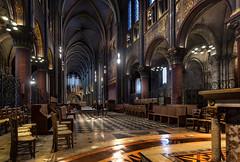 Paris, église Saint Germain des Prés