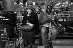 (Barry Yanowitz) Tags: nyc newyorkcity blackandwhite bw ny newyork blackwhite manhattan unionsquare gramercy nycity flatirondistrict