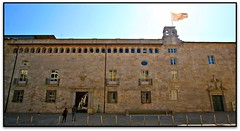 Antic hospital de Sta. Caterina, Girona (Jess Cano Snchez) Tags: espaa canon hospital spain catalonia girona catalunya baroque catalua girones eos20d barroco espanya barroc efs1022 elsenyordelsbertins vacances2012