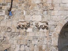 DSCF0435 (Kim Takes Pictures) Tags: israel jerusalem oldcity liongate  oldcityofjerusalem hairhaatiqah