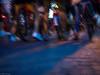 C'mon! (Br1Johnny) Tags: blue italy colour strange bike shadows pov bikes italu e moved noise della amici moh castellammare pedala stabia filangieri