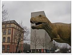 Die Dinos sind los! - Dawn of the Dinosaurs