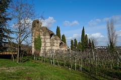 Aqueduc du Gier à Chaponost - Rhône (Vaxjo) Tags: france rhône 69 chaponost rhônealpes aqueducdugier réservoirdechasse