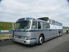 Showbus 2013 (Foxyrider1) Tags: usa greyhound coaches showbus scenicruiser