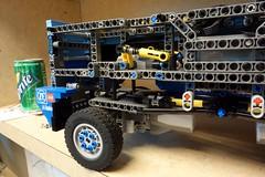 Kamaz Suspension (LegoMarat) Tags: lego rc pf legotechnic