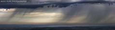 The Falling Rain || WESTERN SYDNEY || NSW (rhyspope) Tags: sky cloud storm pope rain weather canon australia lookout nsw vista thunderstorm aussie rhys hawkesbury 500d winmalee