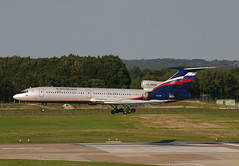 Aeroflot Tupolev Tu-154M RA-85662 Hannover Langenhagen (HAJ/EDDV) Year 2007 (Gyroh) Tags: plane airplane airport hannover flughafen hanover flugzeug spotting haj tupolev aeroflot planespotting tu154 langenhagen tu154m eddv