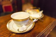 (GenJapan1986) Tags: food coffee japan kyoto sweets    25mm 2014       nikond600 zf2 distagont225