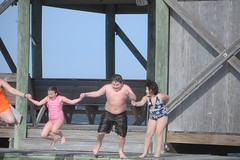 2014-365-082 (~BJG~) Tags: family vacation kids fun pier jump warm florida alabama springbreak 365 theincident 2014yip