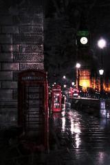 Rainy Westmisnter #2 (Toni Kaarttinen) Tags: uk greatbritain inglaterra england london tower clock westminster rain night unitedkingdom britain phonebooth parliament bigben rainy londres gb londra regnounito engeland londen anglia inghilterra lontoo reinounido isobritannia  londyn royaumeuni   englanti  wielkabrytania anglaterra storbritannien  vereinigtesknigreich   verenigdkoninkrijk egyesltkirlysg britio regatulunit tinglaterra regneunite angleerre