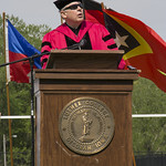 "<b>Luther College Commencement 2014</b><br/> Luther Celebrates the Graduating Class of 2014. Photo taken by Toby Ziemer.<a href=""http://farm4.static.flickr.com/3718/14099429410_ef20048961_o.jpg"" title=""High res"">∝</a>"