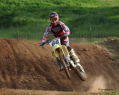 Ascot Park Motocross Practice, May 2014 (Garagewerks) Tags: oklahoma sport race all sony dora motorcycle arkansas athlete 50500mm views50 f4563 slta77v may2014motorcyclesigmabigmamotomxarkansasoklahoma ascotparkmotocrosspractice