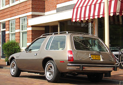 1978 AMC Pacer Wagon (rvandermaar) Tags: wagon 1978 amc pacer amcpacer americanmotors amcpacerwagon sidecode3 47zh89