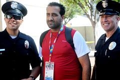 brian hodes - SOWG20151036Hodes (digital.volunteers) Tags: athletics volunteers behindthescenes reachup la2015 reachupla atheletevolunteers