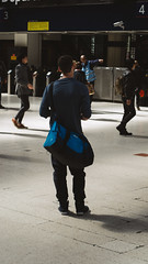 Sta (thejaan) Tags: park uk bridge england people urban woman man flower brick london tower laughing subway fun canal cool downtown walk camden awesome united hipster kingdom lane shoreditch hackney hip exploration gangsta regents vibe edgy