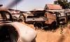 Fresno scrap yard 1 (Brian.Riggs) Tags: california cars abandoned automobile rusty fresno rusted scrapyard abandonedcars