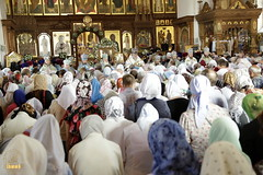 117. The Commemoration of the Svyatogorsk icon of the Mother of God / Празднование Святогорской иконы Божией Матери