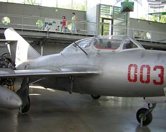 """MiG-15UTI Fagot 2 • <a style=""""font-size:0.8em;"""" href=""""http://www.flickr.com/photos/81723459@N04/32661329232/"""" target=""""_blank"""">View on Flickr</a>"""