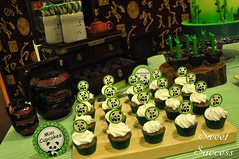 Panda Cupcakes (sweetsuccess888) Tags: sweetsuccess cupcakes panda pandacupcakes pandaparty desserttable dessertbar dessertbuffet eventsstyling philippines