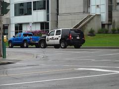 West Vancouver Police K9 Tahoe (Hall 7 Emergency Photography) Tags: west vancouver tahoe police chevy department k9 wvpd