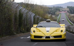 GranTurismo Nrburgring : Enzo by Edo ! (Emeric Cadart) Tags: 2 cars car by 1 gorgeous awesome events great competition super ferrari event v german boucle enzo gran 12 turismo powerful supercar edo nord evo supercars granturismo v12 nordschleife nrburgring nurburgring powerfull zxx evoluzione worldcar worldcars